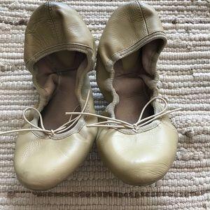 Bloch classic ballet flats size 7